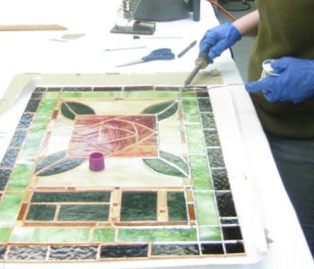 Beginner/Intermediate Stained Glass Course (Thursday Evenings)