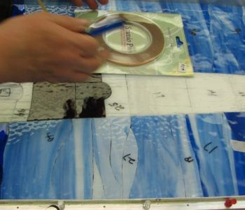 Beginner/Intermediate Stained Glass Course (Friday Evenings)