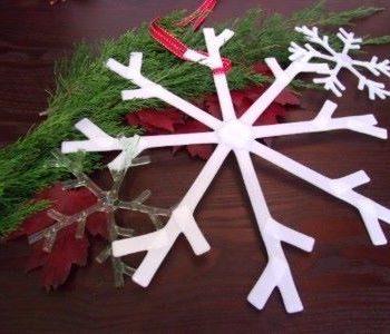 Fused Snowflakes